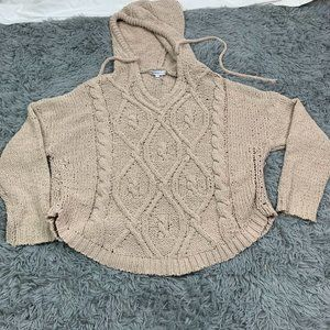 Young Fabulous and Broke Hooded Sweater
